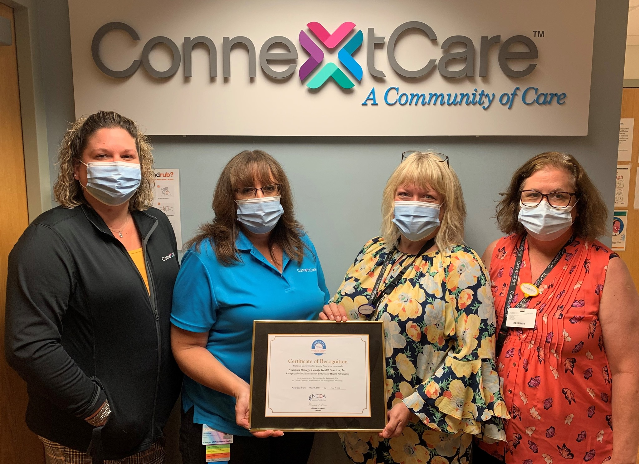ConnextCare Receives NCQA Recognition for Distinction in Behavioral Health Integration Image